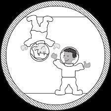 kids in space cartoon